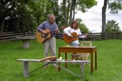 Jack Gredander och Ylva Kadin