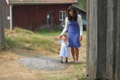 Yngsta deltagaren - Alma Bågenholm