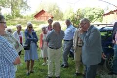 Anders Nilsson berättar om Högkil - särskilt om Ragnar Emanuelsson